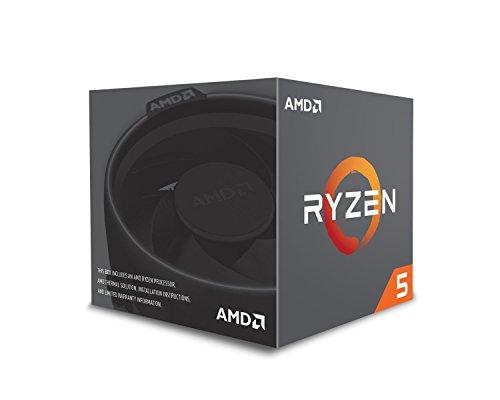 AMD YD260XBCAFBOX Processeur RYZEN5 2600x Socket AM4 4.25Ghz+19MB