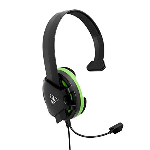 Turtle Beach Recon Chat Casque Gaming - Compatibilité Xbox Series X, Xbox One et PS4