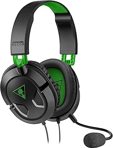 Turtle Beach Recon 50X Casque Gaming - Xbox One, Nintendo Switch, PS4, PS5 et PC