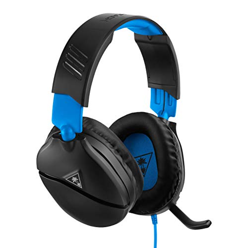 Turtle Beach Recon 70P Casque Gaming - PS4, PS5, Xbox One, Nintendo Switch et PC