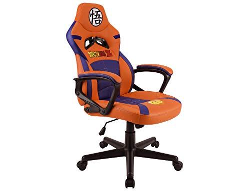 DBZ Dragon Ball Z Siège Gamer Junior/Chaise de Bureau Licence Officielle