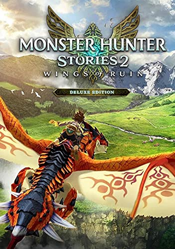 Monster Hunter Stories 2: Wings of Ruin Deluxe [Pre-Load] | Nintendo Switch – Code jeu à télécharger