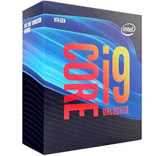 Intel Core i9900K processeur 3,6 GHz Boîte 16 Mo Smart Cache Processeurs (Intel Core i9900K, 3,6 GHz, LGA 1151, PC, 14 nm)