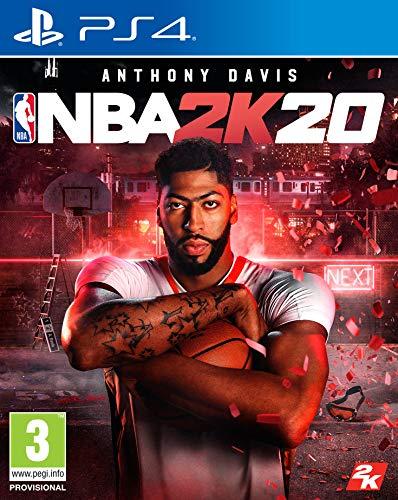 NBA 2K20 (PS4) [playstation_4] [Français, Anglais, Allemand, Italien,...