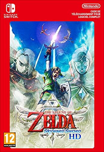 The Legend of Zelda: Skyward Sword HD Standard - [Pre-Load]| Nintendo Switch – Code jeu à télécharger