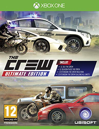 The Crew : Ultimate - Greatest Hits