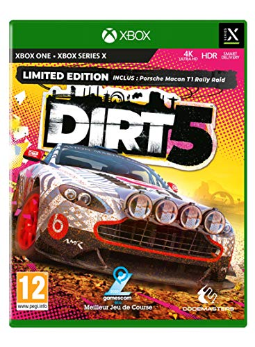 DIRT 5 LIMITED EDITION ( XBOX ONE - XBOX SERIE X)