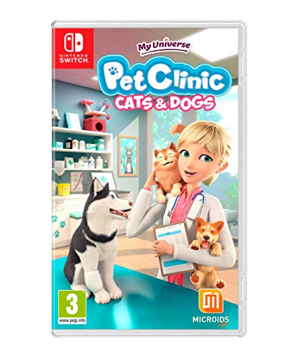 My Universe: Pet Clinic Cats & Dogs (Nintendo Switch)