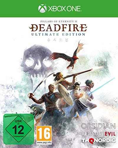 THQ Pillars of Eternity II: Deadfire, Xbox One Jeu vidéo Basique Pillars...