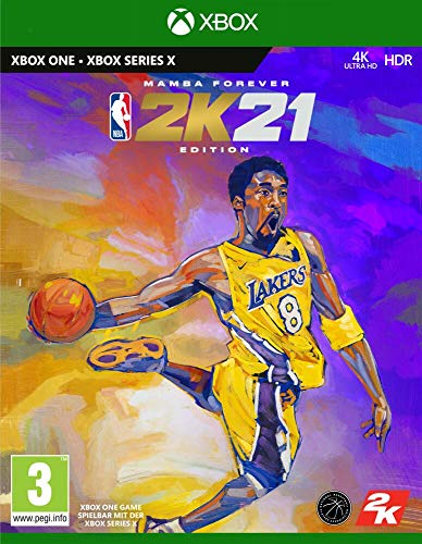 Nba 2K21 Edition Mamba Forever (Xbox One)