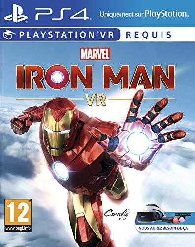 Marvel's Iron Man VR – PlayStation VR, Version physique, En français, 1...