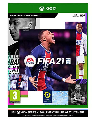 FIFA 21 (Xbox One) - Version Xbox Series X incluse
