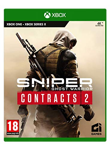 Inconnu Sniper Ghost Warrior Contracts 2 (Box UK) Xbox One/Xbox SX