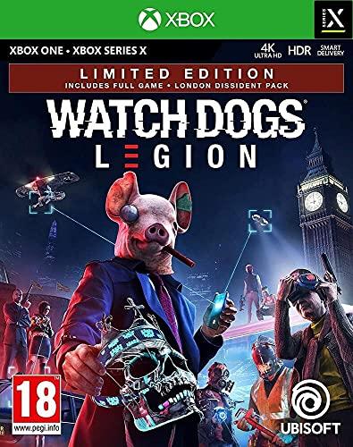 Watch dogs Legion - Edition Limited Edition