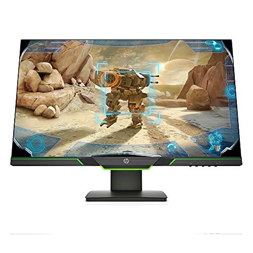HP 27xq Ecran PC Gamer QHD 27' Noir (TN, HDMI, 2560x1440, 16:9, 144 Hz, 1 ms, AMD FreeSync)
