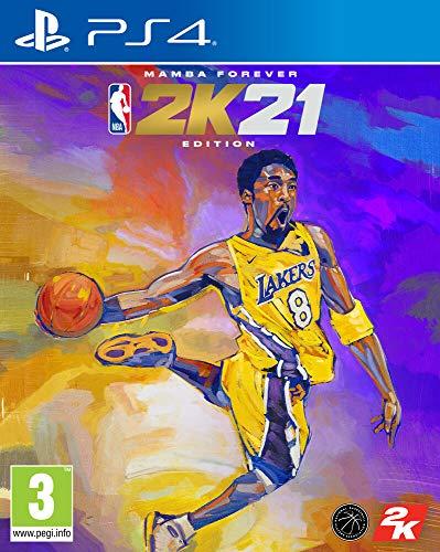 Nba 2K21 Edition Mamba Forever (PS4)