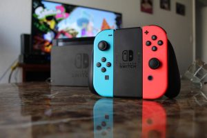 sorties jeux switch